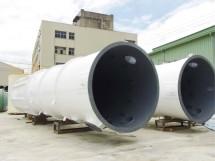 F.R.P.廢氣洗滌系統